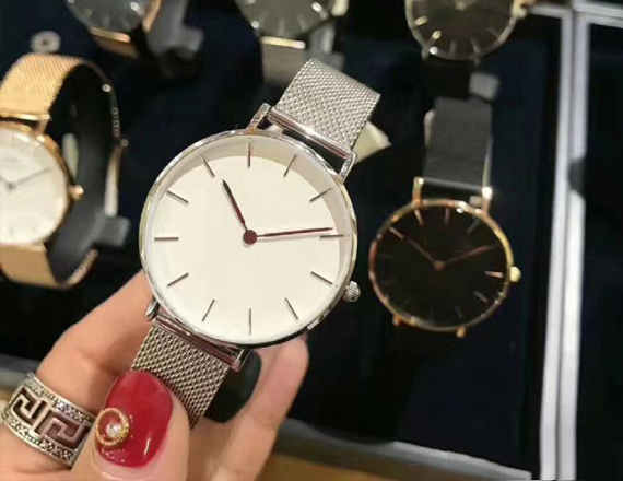 dw手表代工合作案例,助其独占市场