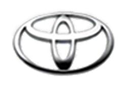 汽车品牌:丰田