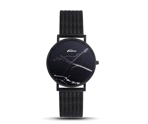外贸原单手表代工_极简设计速卖通大理石手表